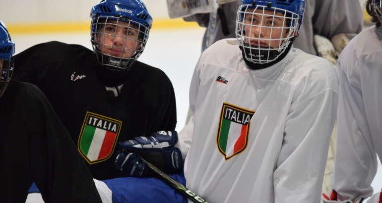 Amichevoli Internazionali  Hockey U16