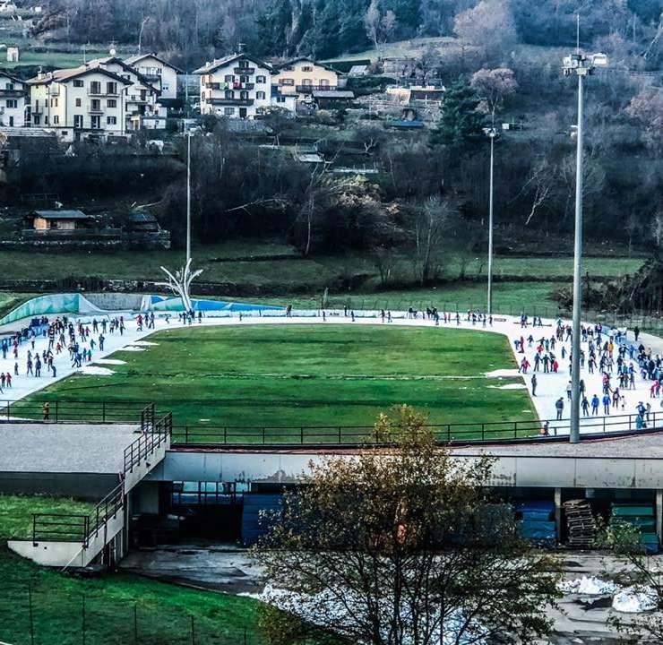 FESTA DI APERTURA ANELLO 400m
